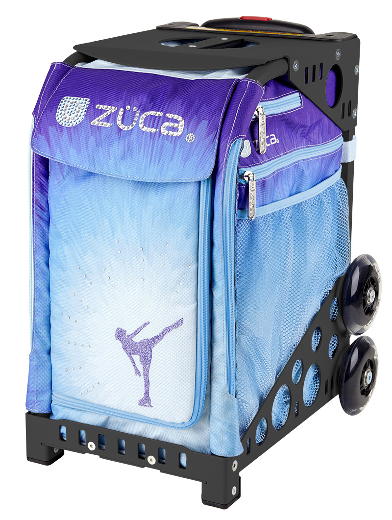 The Zuca Rolling Ice Skating Bag